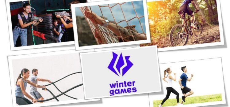 Uitdagende Wintergames in Losser