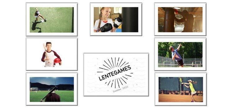 Doe mee aan de Lente Games 2021!